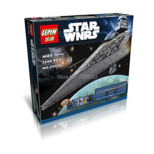 Compatible legoe 75055 lepin 05028 legolieds building blocks star wars Imperial Star Destroyer Mode minifigures Bricks Kid Toys