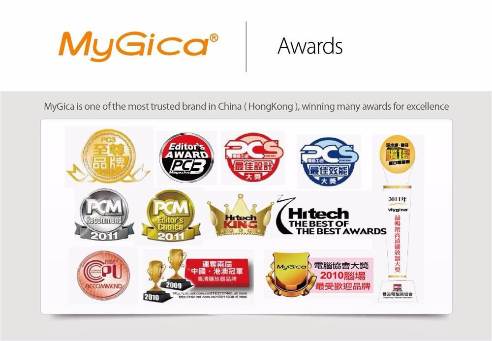 MYGICA-AWARDS