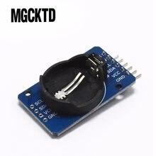 10 pçs/lote DS3231 AT24C32 IIC Módulo de Precisão Relógio Módulo módulo de Memória DS3231SN (com battary)