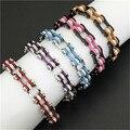 Biker Bracelet 316L Stainless Steel Fashion Jewelry Biker Style Bracelet