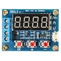 1.2-12 V capacidade da bateria tester Testador de Bateria teste de capacidade de descarga de carga externa 18650 Novo Design