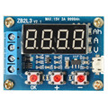 1.2-12V battery capacity tester external load discharge capacity test 18650 New Design Battery Tester