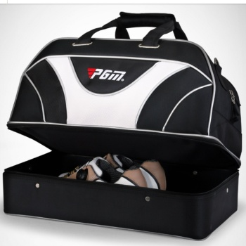 Golf Tote Travel Bag Hold Cloths One Pair Shoes Golf Clothing Bag Golf Shoes Bag