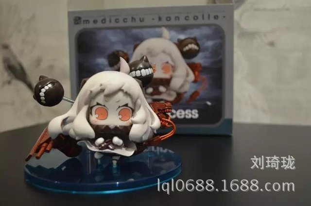 Kantai Collection Northern Airfield Action Figures Anime PVC brinquedos Collection Model toys with retail box free shipping
