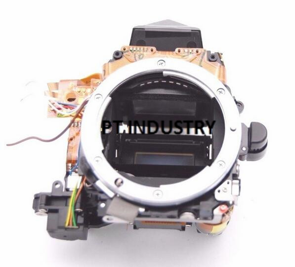 100% Original D50 Mirror Box Small Main Box Body Frame With Reflective glass,AF Focusing CCD Sensor,View Finder For Nikon D50