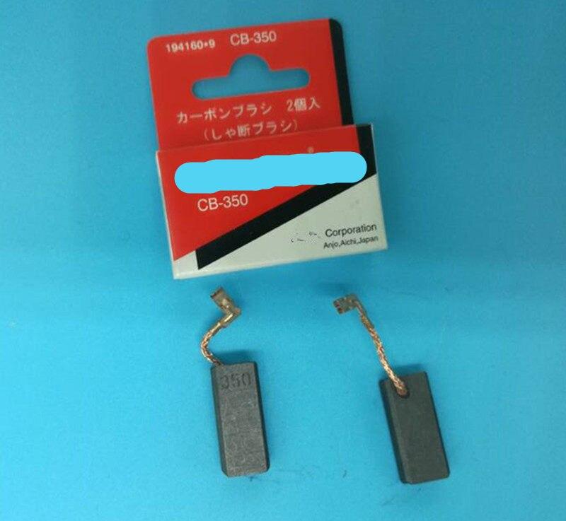 Carbon Brushes 194160-9 Genuine For MAKITA  HR4013C HR4011C HR3541FC HR3540C HR3210FCT HR3210C HM0870C HM0871C HK1820L HK1820