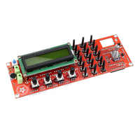 1PC AD9850 DDS Signal Generator LED Digital Display 0 55MHz For HAM Radio SSB6.1 Transceiver VFO SSB