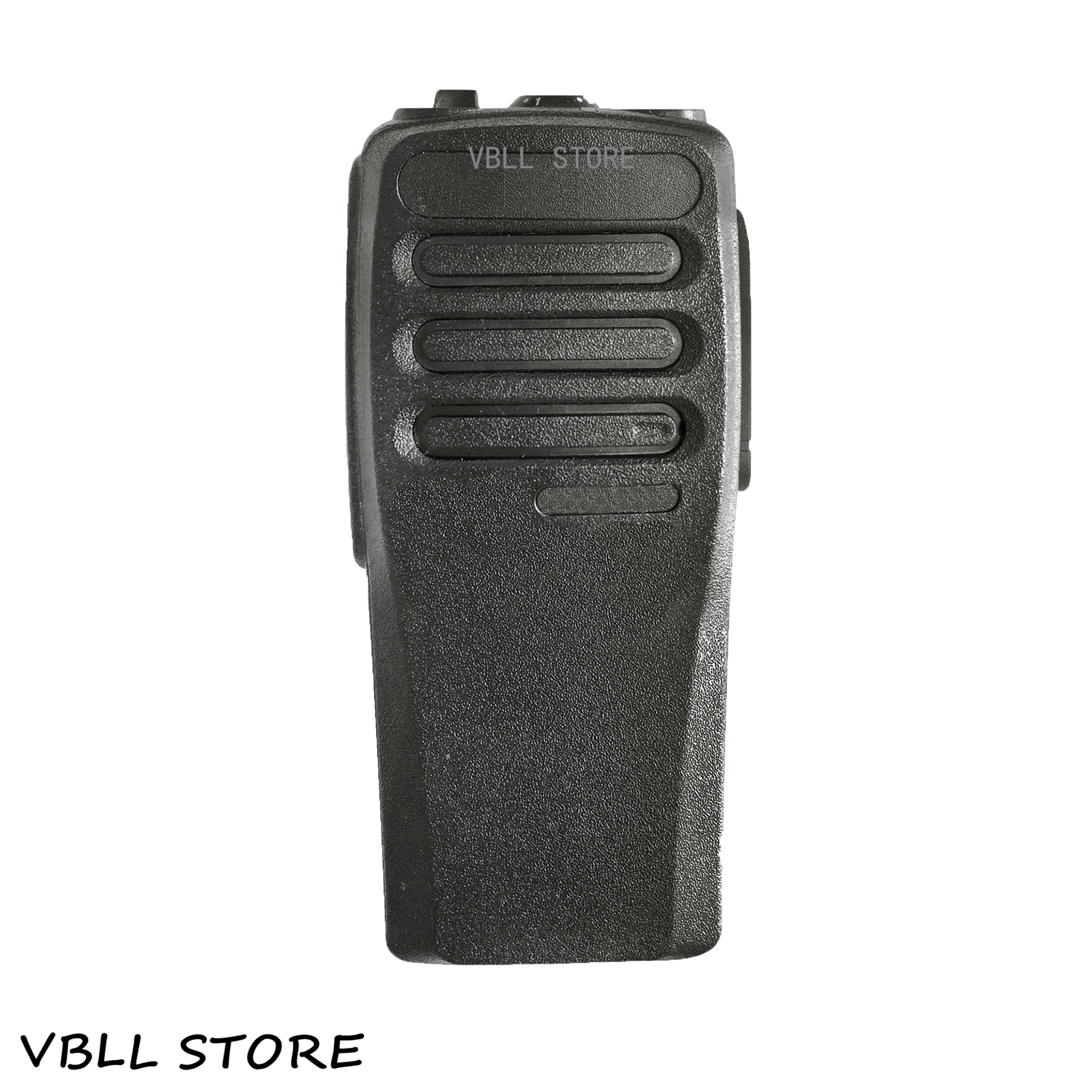 PMLN6345 Black Front Housing Case Cover For Motorola CP200D DEP-450 DEP450 Portable Two Way Radio Walkie Talkie(China)