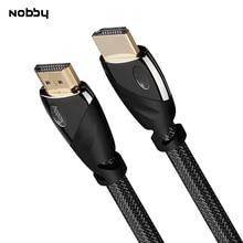 Кабель Nobby NBE-HC-30-01 HDMI-HDMI v2.0