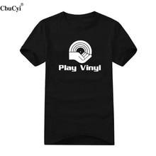 """Play Vinyl"" men's t-shirt"
