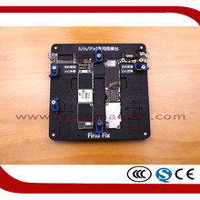 High Temperature Resistant Motherboard PCB Fixture Holder For iPhone 6 6S and iPad IC Maintenance Repair Mold Tool Platform