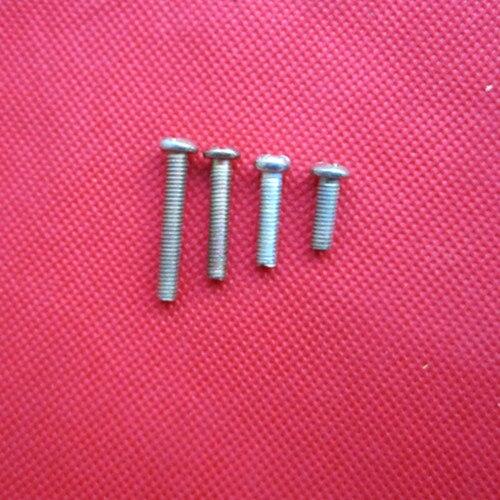100 шт 4 мм * 25 мм винты встряхивание ручки Установка Винты серебро