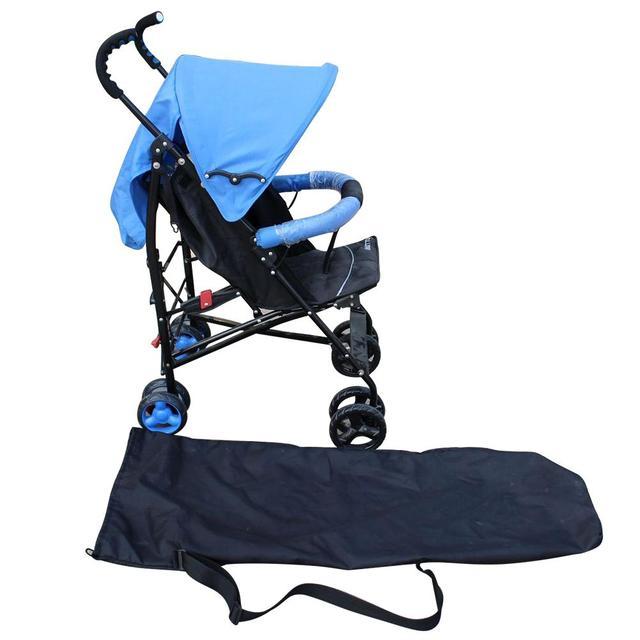 Baby Stroller Travel Bag Umbrella Storage For Air Bus Train
