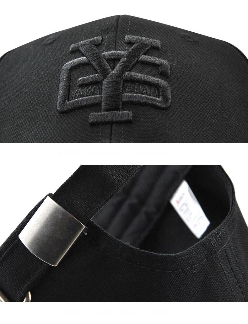 black snapback hat G13704_12