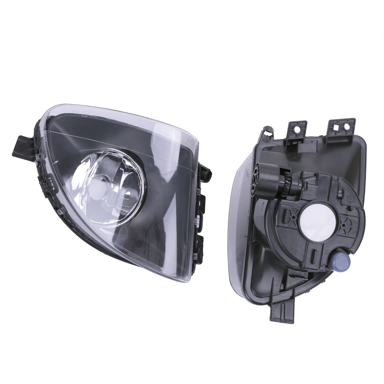 Driving Lamp Cover Fog light  For BMW F10 F11 520i 523i 528i 63177216885 63177216886 Without Bulb // cover coa2 11
