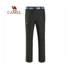 Camel Outdoor Quick-drying Pants Men Breathable Perspiration Quick-drying Trourser 2016