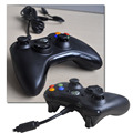 New Wired USB Game Controller Joypad for Xbox 360 PC Gamepad With Retail packaging Free Shipping