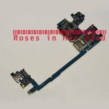 Tam Çalışma Orijinal Unlocked LG G3 D855 Için 32 GB + 3 GB Tek-SIM Anakart Mantık Anne Kurulu Lovain MB Plaka