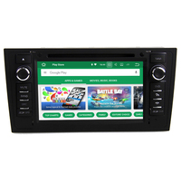 For Audi A6 C5 S6 RS6 Android 8.0 2 Din Car Stereo DVD GPS Audio Video Player Android For Audi A6 C5 S6 RS6 + Free HD Camera