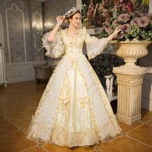 Готическое платье лолиты викторианское платье Принцесса Сладкая Лолита костюмы косплей стиль Лолиты Ренессанс платье размера плюс