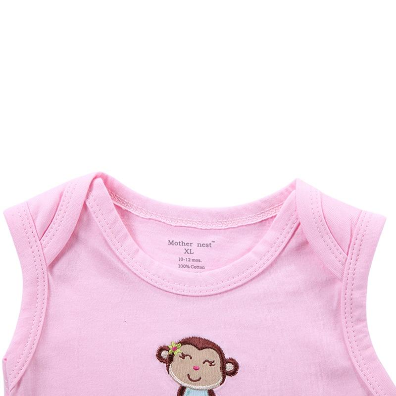Kūdikių berniukų drabužiai 2018 mados kūdikių kūdikiai vasarą - Kūdikių drabužiai - Nuotrauka 4