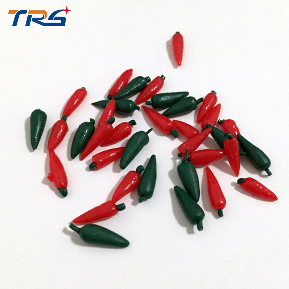Teraysun scale model green color pepper chili for family ...
