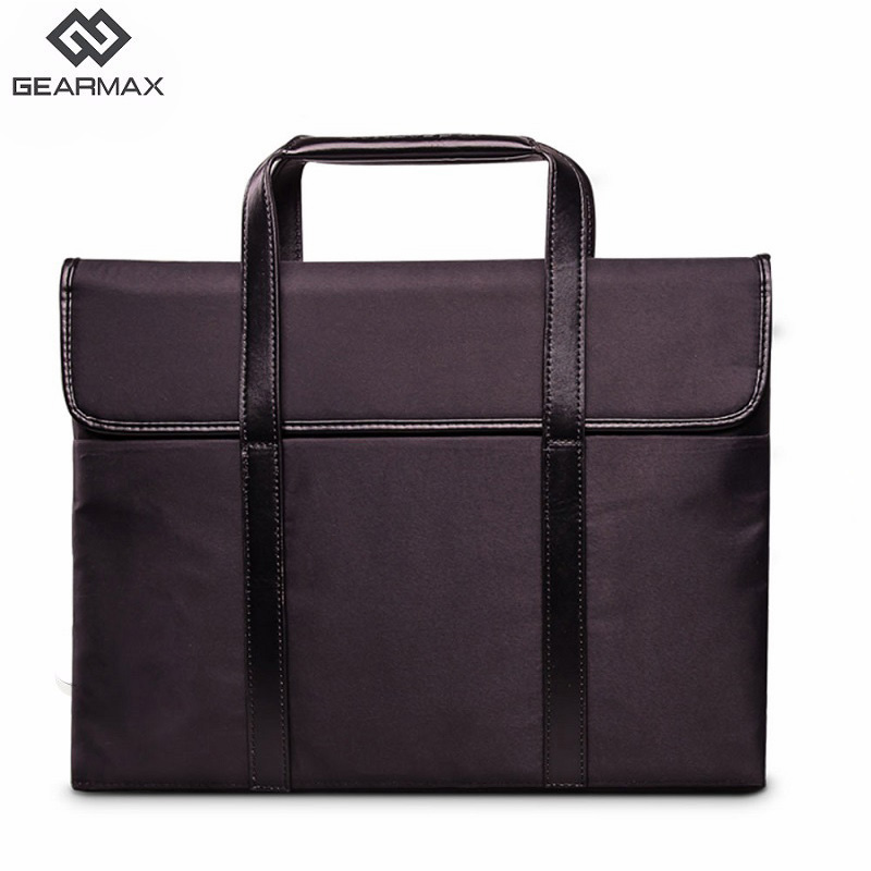 Gearmax Notebook Bag For Macbook Air 13 Waterproof Men Women Computer Laptop Bag For Macbook Pro 13.3 inch Briefcase Handbag