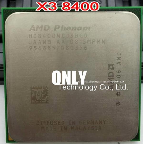 AMD Phenom X3 8400 2.1 GHz Triple-Core CPU Processor HD8400WCJ3BGD Socket AM2+