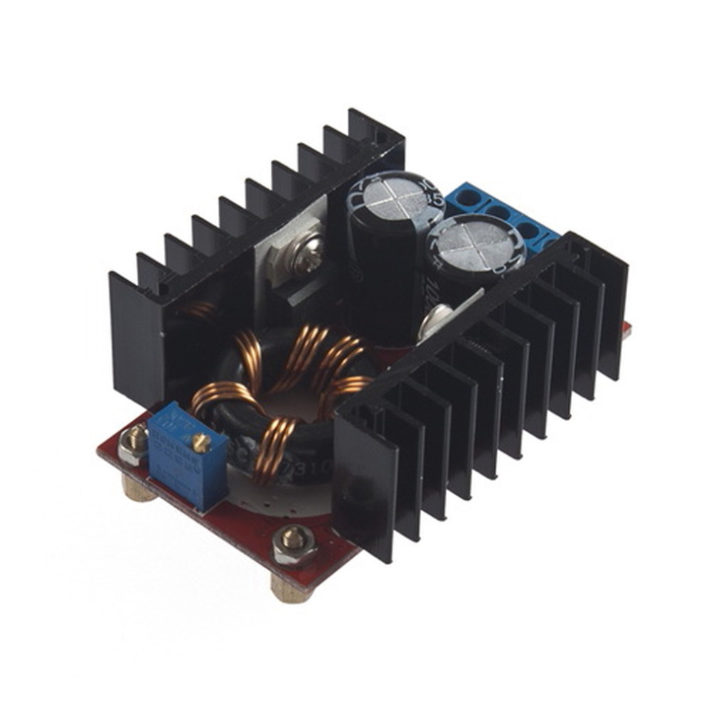 150W 10-32V to 12-35V DC/DC Converter Boost Charger Power Converter Modules Adjustable Notebook Car Power High Quality