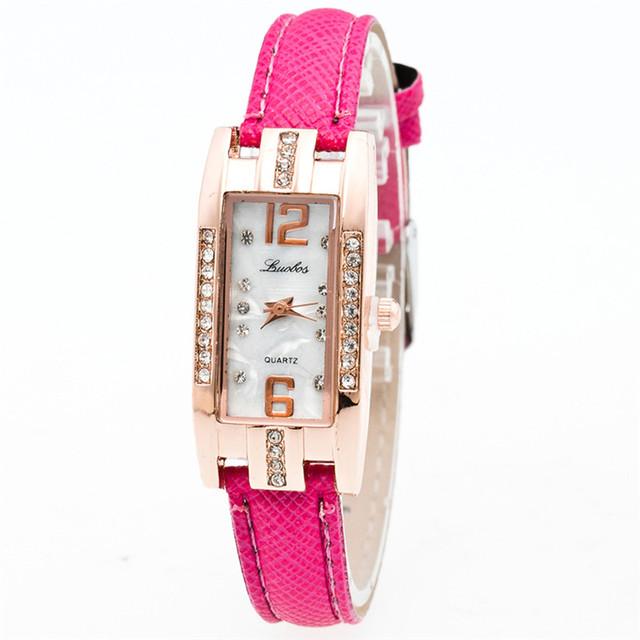 Hot Sales Women's Pointer Quartz Watch Simple Style Bracelet Watch Women Ladies female fashion dress quartz Wrist Watches Feida