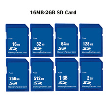 SD kart hafıza kartı 16MB 32MB 64MB 128MB 256MB 512 MB 1GB 2GB SDXC SD güvenli dijital flaş Cartao de Memori Carte ücretsiz kargo