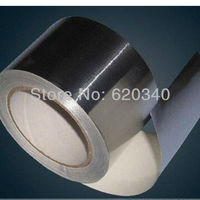 Free Shipping, BGA accessories Aluminum foil tape for BGA reballing use (60mmx40mx0.05mm) Silvery Tape Insulation Tape