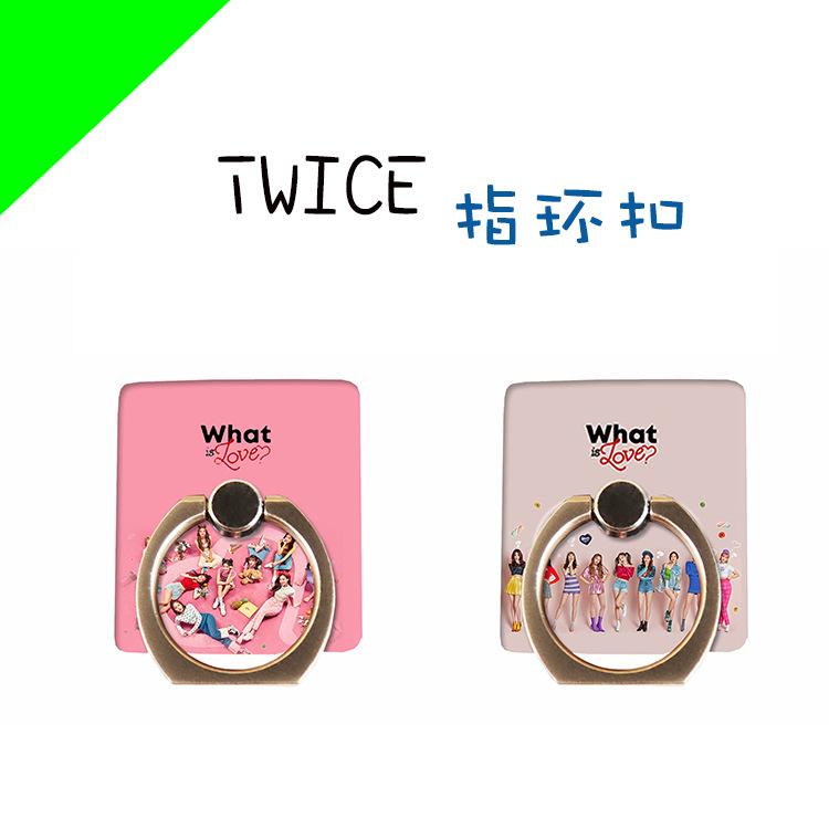 [MYKPOP]TWICE What is Love Mobile <font><b>Phone</b></font> Desk Holder Finger <font><b>Ring</b></font> Holder 4 all Smart <font><b>Phones</b></font> <font><b>KPOP</b></font> Collection SA18061601