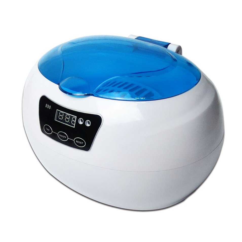 2017 Sterilizer Pot Salon Nail Tattoo Clean Metal,watches Tools Equipment ,ultrasonic Autoclave Cleaner For Cleaning Jp-890 nail sterilizer disinfect machine high temperature for metal tattoo art nipper tools with clean pot 10l