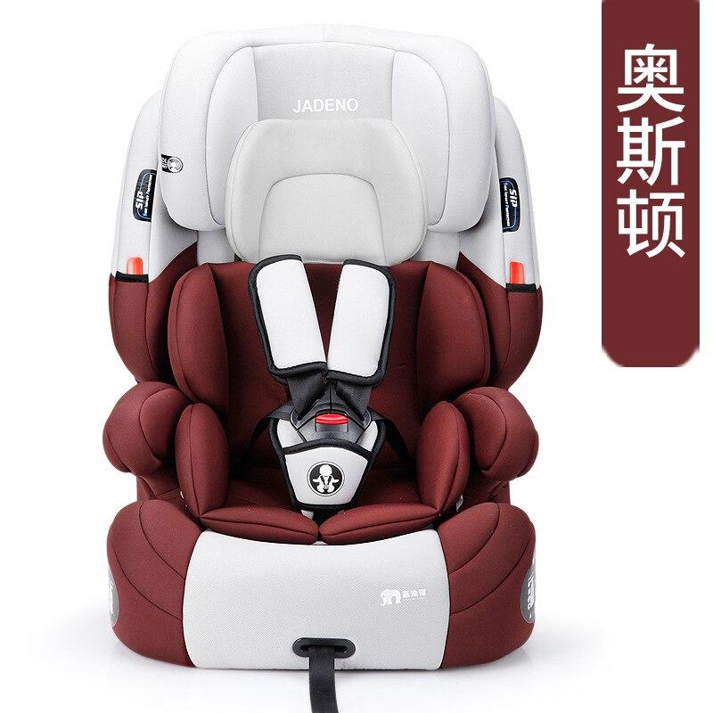 Baby Sikkerhetssete Påfør 9 måneder -12 år baby bilsete sendt - Baby sikkerhet - Bilde 5