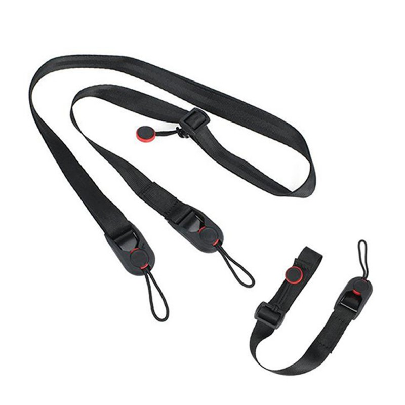 Universal Shoulder Strap For DSLR Multi Function Neck Lanyard For GoPro Small Ant Digital Sports Camera image