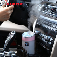 Car Humidifier USB Aromatherapy Diffuser Essential Oil Diffuser Air Ultrasonic Humidifier Air Aroma Diffuser Mist Maker