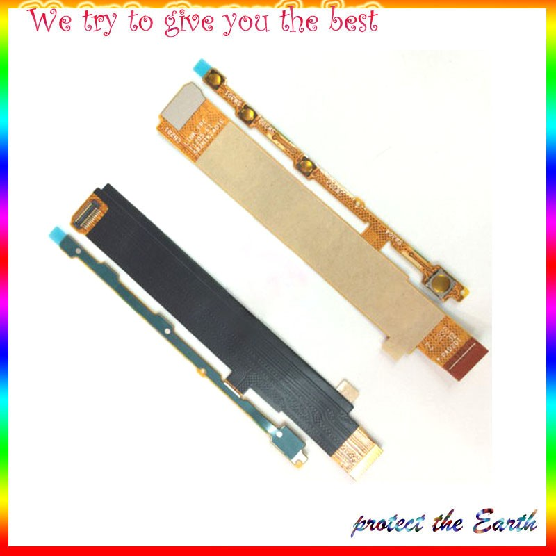 Power On Off Volume Button Side Button Flex Cable For Sony Xperia M C1904 C1905 C2004 C2005