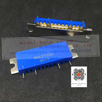 100%original; MHL21336 mhl21336 [ 2110-2170MHz  3.0W 31dB CASE 301AP–02 ] - 3G BAND RF LINEAR LDMOS AMPLIFIER - DISCOUNT ITEM  0 OFF All Category