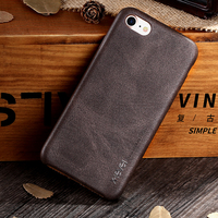 X-Level High Quality Vintage Phone Case For Apple iPhone 7 plus Luxury Back Case Cover For iPhone 7 Case