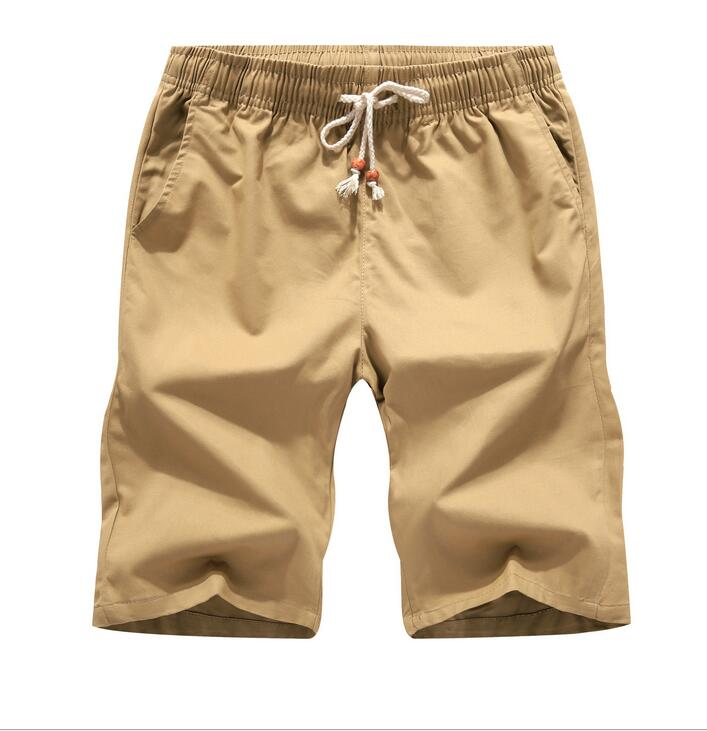 2018 Beach Shorts Men Bathing Suit Trunks Drawstring beach pants Quick Dry shorts comfortable style classical design short