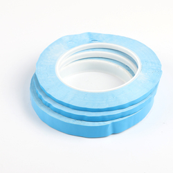 25m/Roll 3mm-8mm 4mm 5mm Width Transfer Tape Double Side Thermal Conductive Adhesive Tape for Chip PCB LED Strip Heatsink