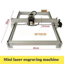 1PC Large Area font b Laser b font Engraving Machine 5500mw DIY font b Laser b
