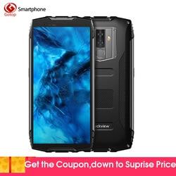 Blackview BV6800 Pro IP68 IP69K Face ID Smartphone 5.7
