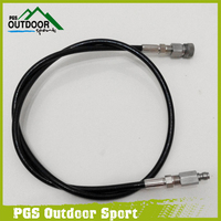 New Paintball 37 In Flight Refueling Remote Fill Hose
