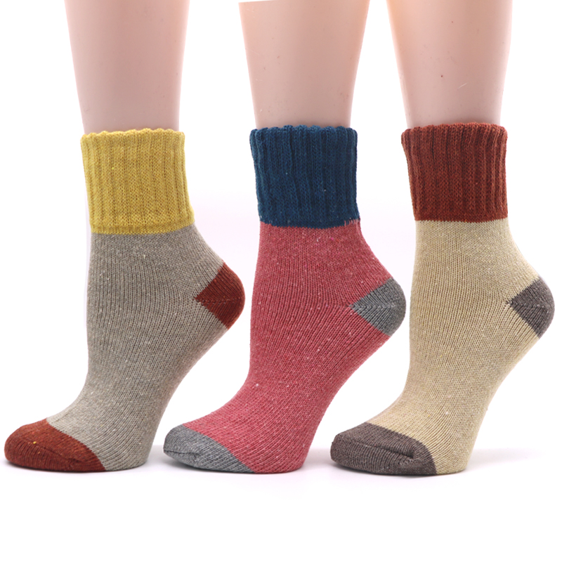 5Pairs Mens Winter Socks Autumn Winter Warm Calcetines Male Socks For Men Meias Masculinas Mens Dress Socks Chaussette Meias