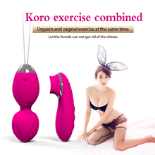 Women Wireless Remote Control 10 Speed Vibrator Jump Egg ,Vagina Bullet Massage Sex Toy For Female, Koro Exercise Ball 68 speed wireless remote control egg for women