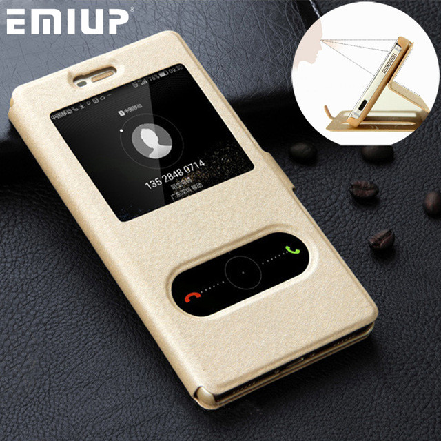 Galleria fotografica EMIUP Luxury PU Leather Flip Cases For Samsung J3 J5 J7 2016 Cover For Samsung Galaxy s7 edge Case For Samsung A3 A5 2016 Coque