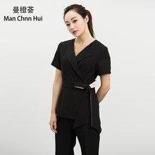 Massage uniforms a un precio incre ble ll vate for Spa uniform china