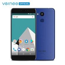 Vernee M5 MT6750 Восьмиядерный Android 7,0 мобильный телефон 4G Оперативная память 64G Встроенная память 5,2 дюйма 13MP 3300 mAh 4G Две sim-карты считывание отпечатка пальца Сенсор смартфон
